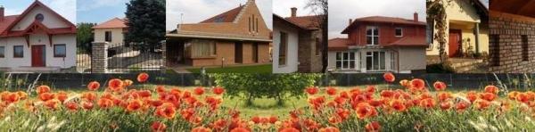 szép családi házak, melyek már megépültek
